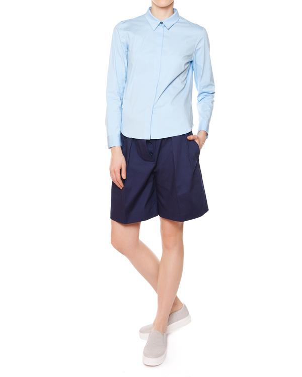 женская рубашка Jil Sander, сезон: лето 2015. Купить за 10300 руб.   Фото 3