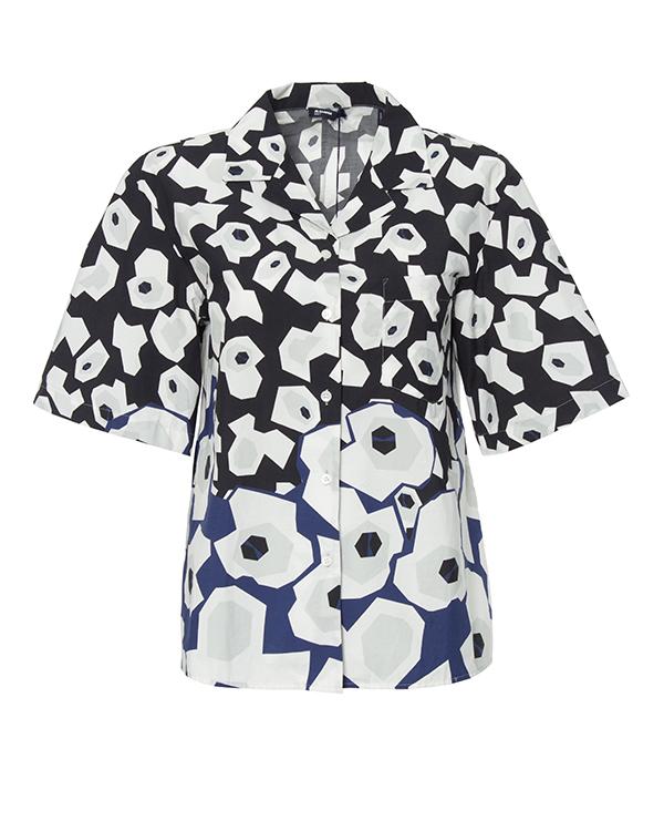 женская рубашка Jil Sander, сезон: лето 2015. Купить за 18200 руб.   Фото 1