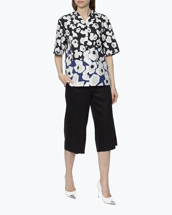 женская рубашка Jil Sander, сезон: лето 2015. Купить за 18200 руб.   Фото 2