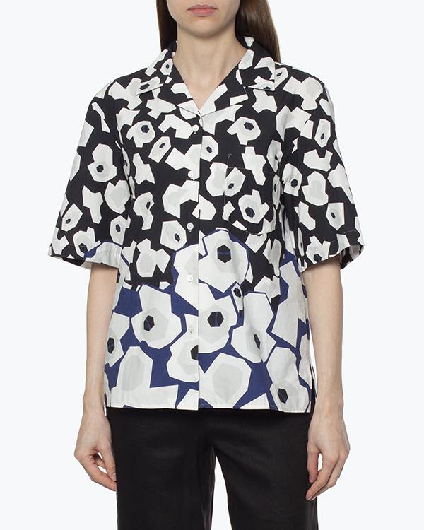 женская рубашка Jil Sander, сезон: лето 2015. Купить за 18200 руб.   Фото 3
