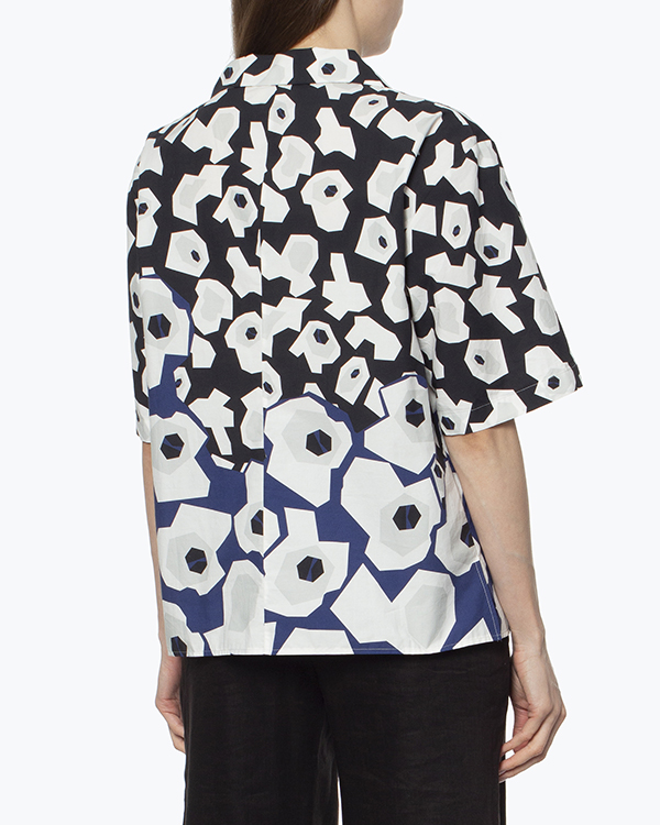 женская рубашка Jil Sander, сезон: лето 2015. Купить за 18200 руб.   Фото 4