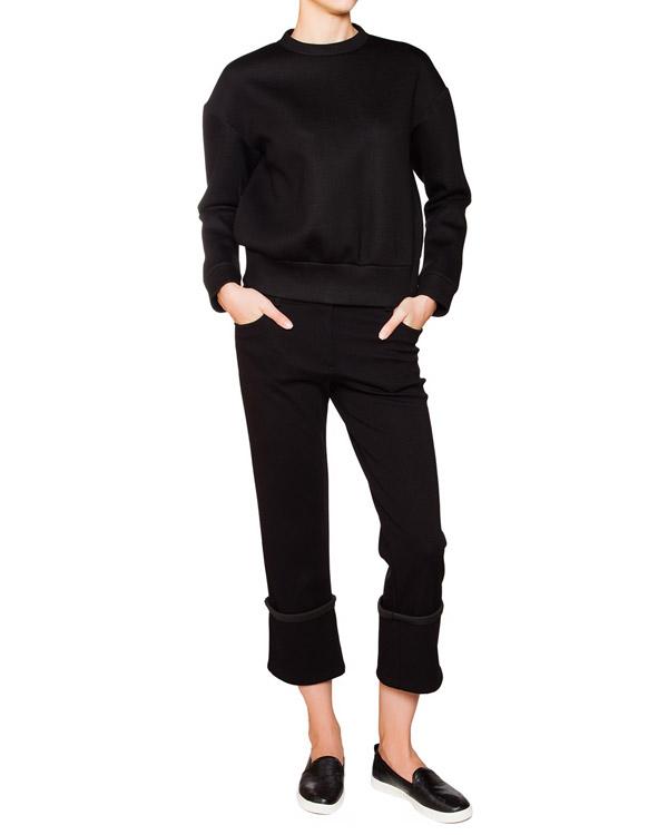 женская брюки Jil Sander, сезон: зима 2015/16. Купить за 11700 руб. | Фото 3