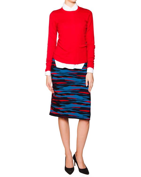 женская юбка Jil Sander, сезон: зима 2015/16. Купить за 12400 руб. | Фото 3