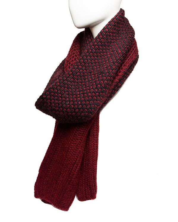 аксессуары шарф Jil Sander, сезон: зима 2015/16. Купить за 4200 руб. | Фото 2