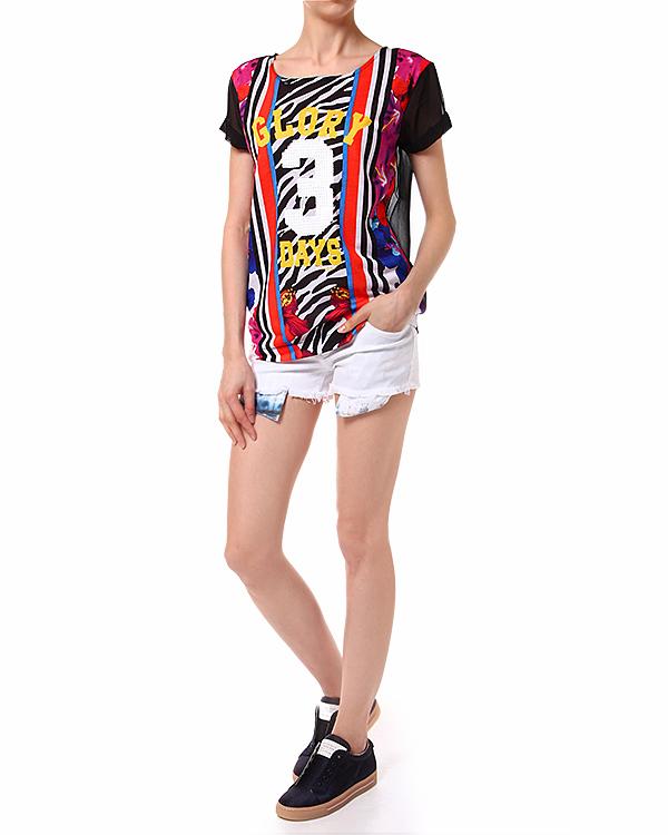 женская футболка Sweet Matilda, сезон: лето 2014. Купить за 2700 руб. | Фото 3