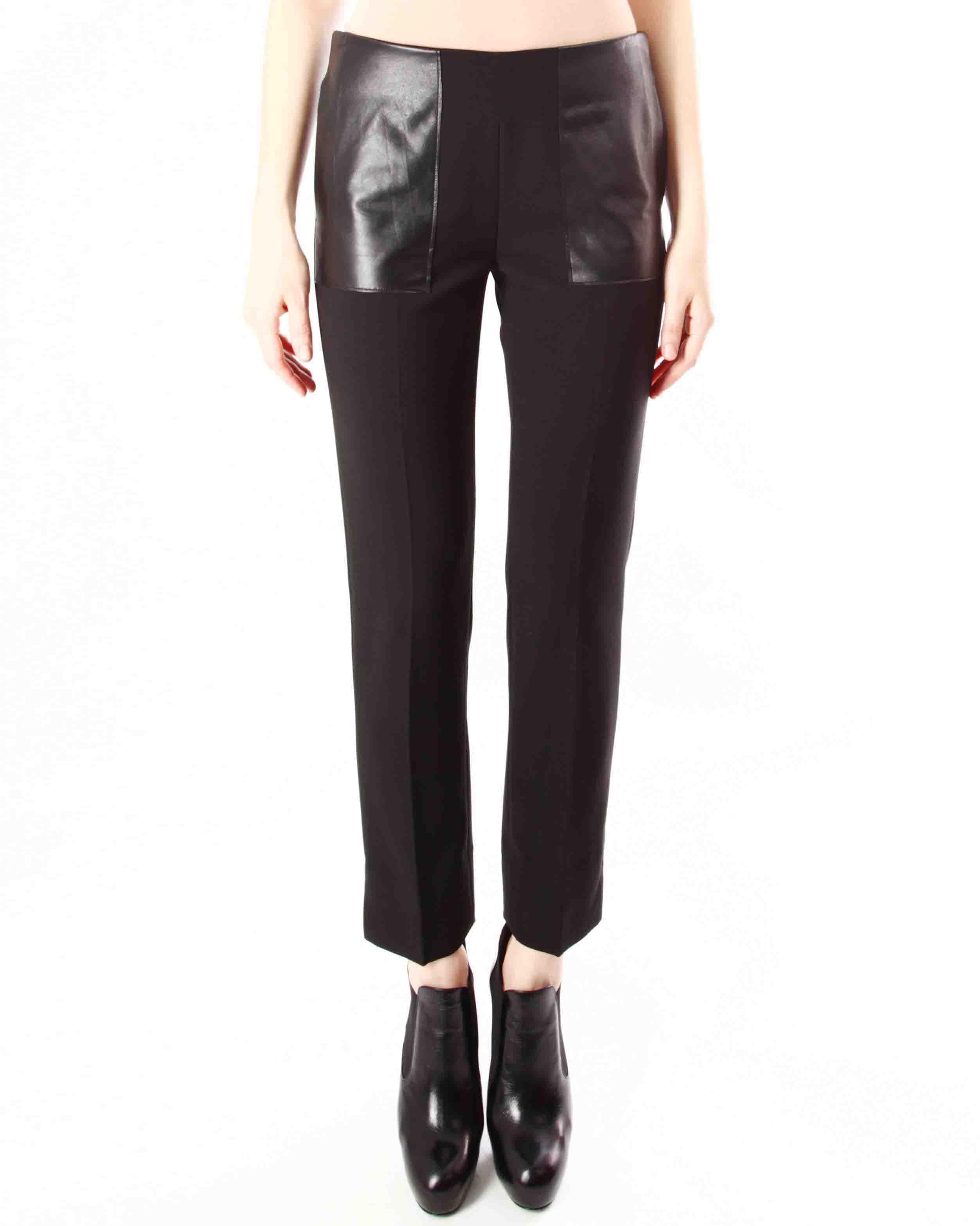 женская брюки JO NO FUI, сезон: зима 2013/14. Купить за 9900 руб. | Фото 1