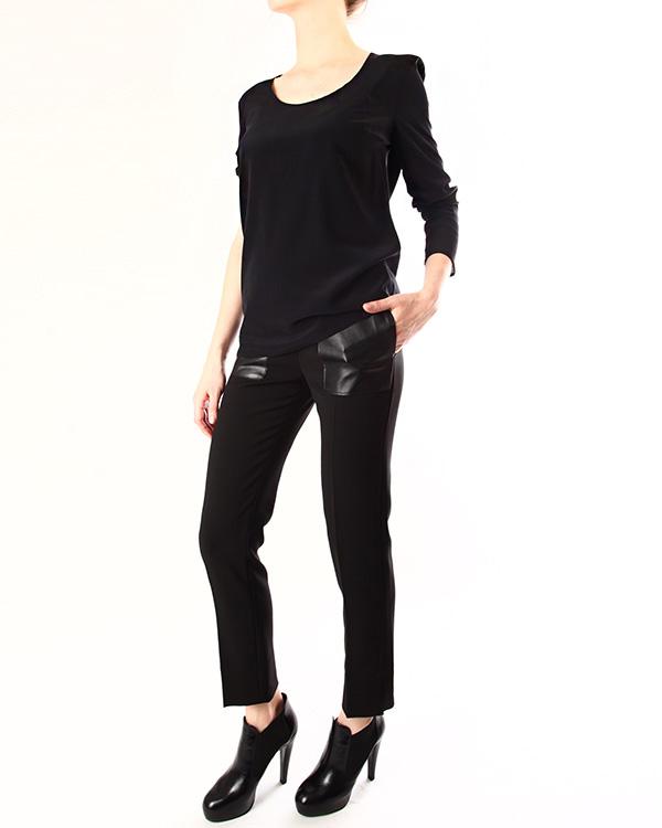 женская брюки JO NO FUI, сезон: зима 2013/14. Купить за 9900 руб. | Фото 3