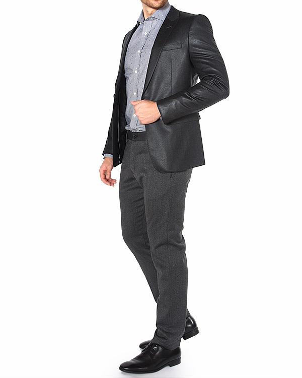 мужская брюки Mauro Grifoni, сезон: зима 2014/15. Купить за 9000 руб. | Фото 3