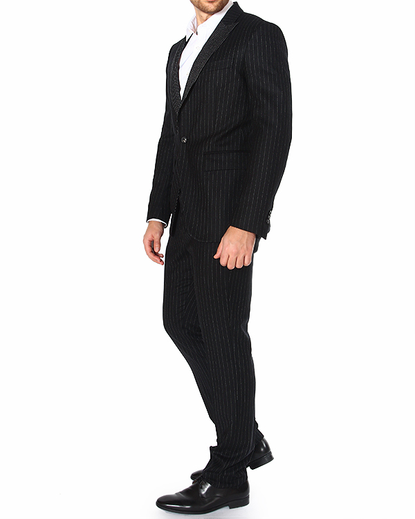 мужская костюм Mauro Grifoni, сезон: зима 2014/15. Купить за 39100 руб. | Фото 2