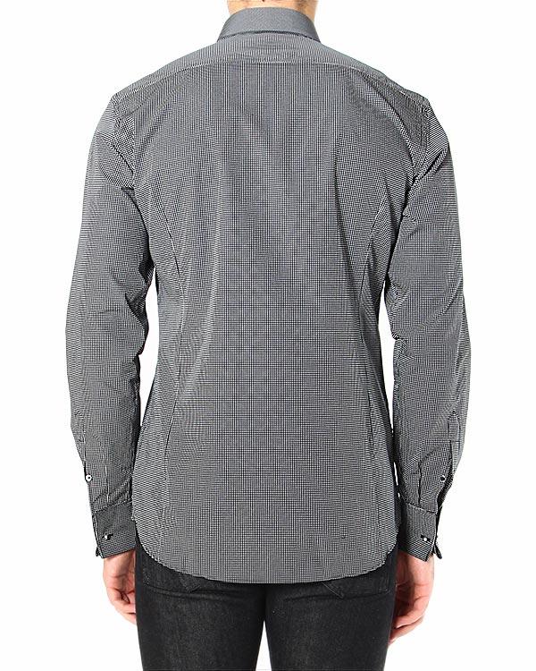 мужская рубашка Mauro Grifoni, сезон: зима 2014/15. Купить за 9000 руб. | Фото 2