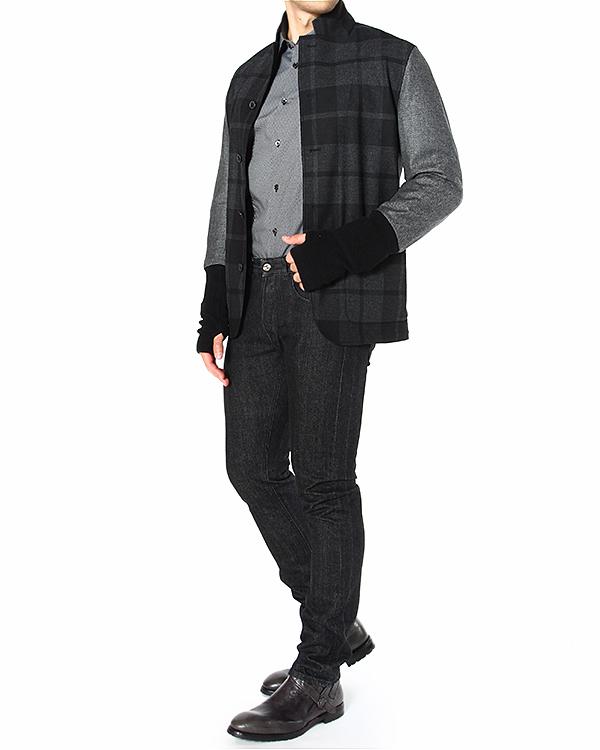 мужская рубашка Mauro Grifoni, сезон: зима 2014/15. Купить за 9000 руб. | Фото 3