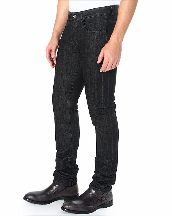 джинсы с высокой посадкой, зауженного кроя артикул JG190094 марки Mauro Grifoni купить за 9800 руб.