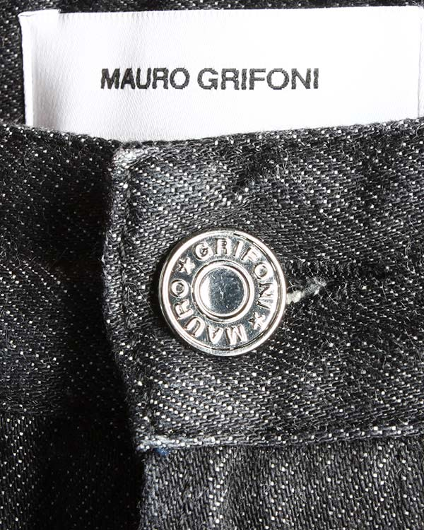 мужская джинсы Mauro Grifoni, сезон: зима 2014/15. Купить за 9800 руб. | Фото 4