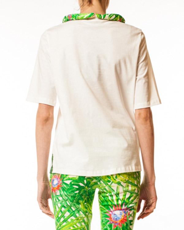женская футболка JO NO FUI, сезон: лето 2014. Купить за 7900 руб. | Фото 2