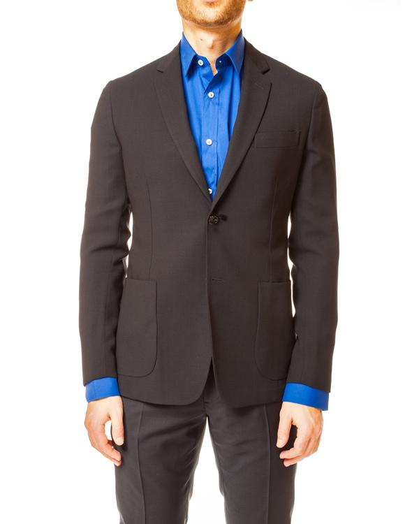пиджак однобортный, элегантного, приталенного силуэта артикул JK2313 марки Brian Dales купить за 15200 руб.