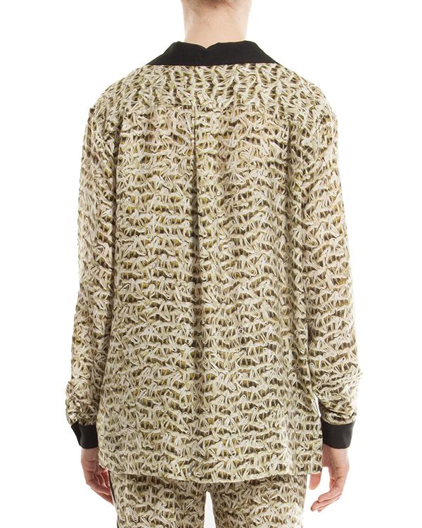 женская блуза JO NO FUI, сезон: лето 2013. Купить за 12600 руб. | Фото 2