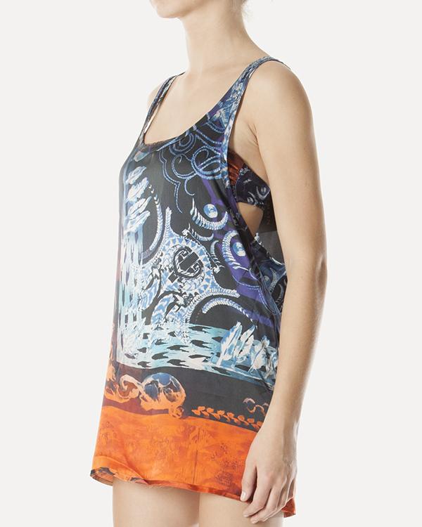 женская топ Balmain beachwear, сезон: лето 2012. Купить за 3200 руб. | Фото 2