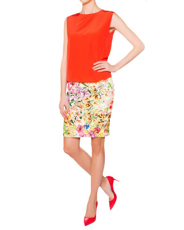 женская юбка SI-JAY, сезон: лето 2015. Купить за 9500 руб. | Фото 3