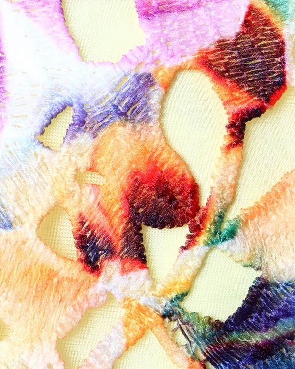 женская юбка SI-JAY, сезон: лето 2015. Купить за 9500 руб. | Фото 4
