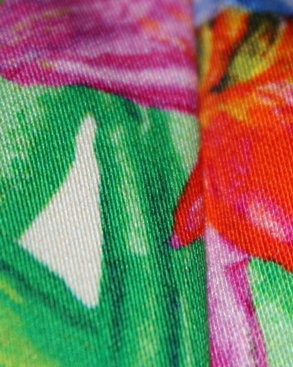 женская брюки JO NO FUI, сезон: лето 2014. Купить за 8400 руб. | Фото 4