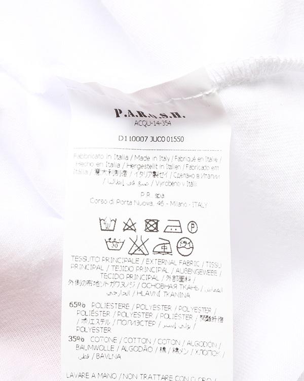 женская футболка P.A.R.O.S.H., сезон: лето 2015. Купить за 2900 руб.   Фото $i