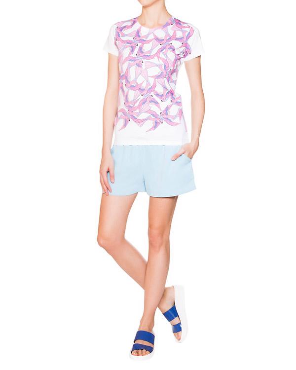 женская футболка P.A.R.O.S.H., сезон: лето 2015. Купить за 3400 руб.   Фото 3