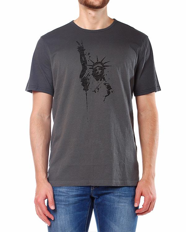 мужская футболка JOHN VARVATOS, сезон: лето 2014. Купить за 3200 руб. | Фото 1