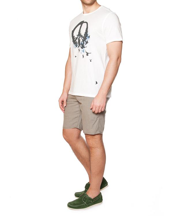 мужская футболка JOHN VARVATOS, сезон: лето 2015. Купить за 3600 руб. | Фото 3