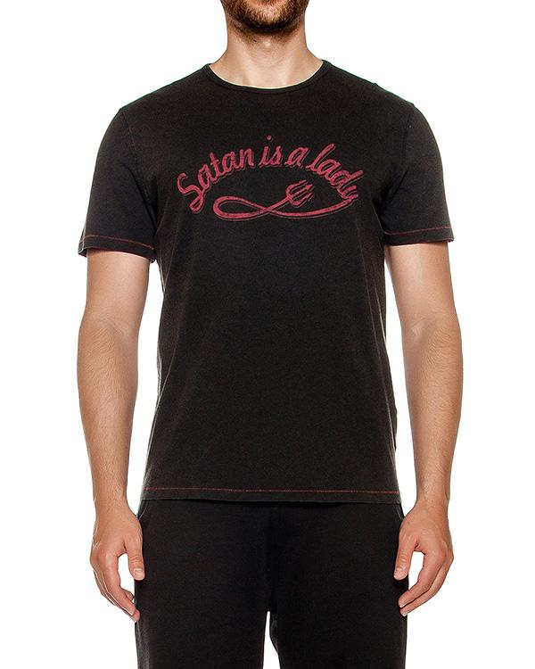 футболка  артикул K2591S1B марки JOHN VARVATOS купить за 3200 руб.