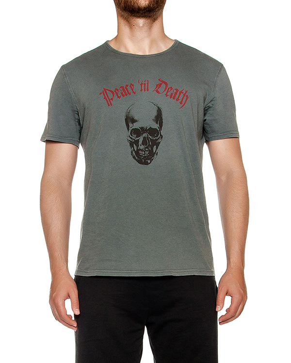 футболка  артикул K2601S1B марки JOHN VARVATOS купить за 3700 руб.