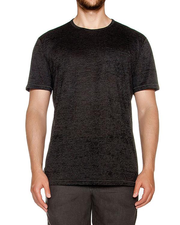 футболка  артикул K303J4B-UB3B марки JOHN VARVATOS купить за 3900 руб.