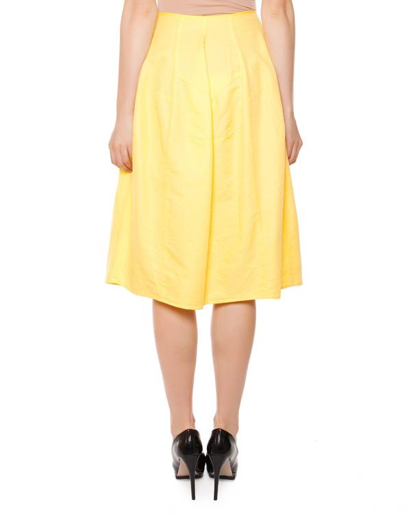 женская юбка Hache, сезон: лето 2015. Купить за 13400 руб. | Фото 2
