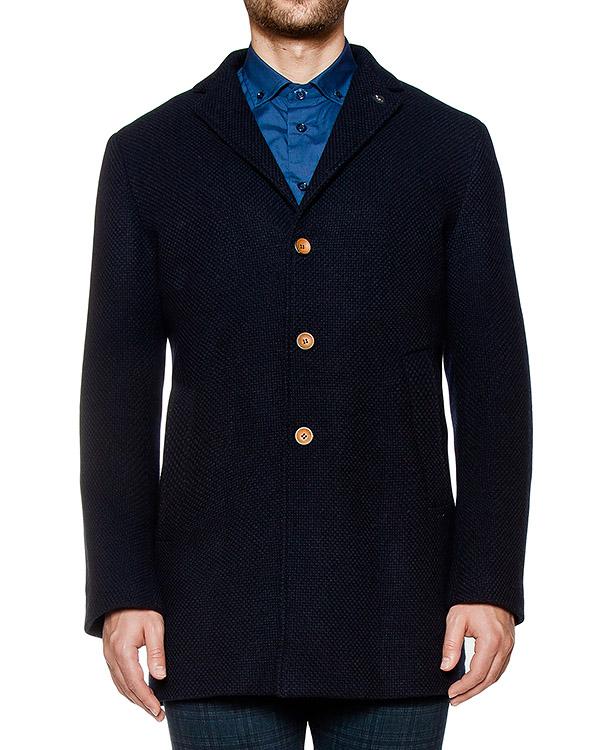 пиджак приталенного кроя из твида артикул K9008 марки Harmont & Blaine купить за 19300 руб.