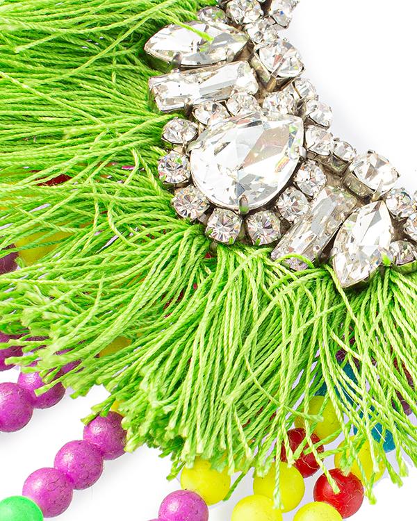 аксессуары ожерелье P.A.R.O.S.H., сезон: лето 2014. Купить за 24300 руб. | Фото 2