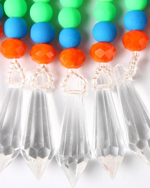 аксессуары ожерелье P.A.R.O.S.H., сезон: лето 2014. Купить за 24300 руб. | Фото 3