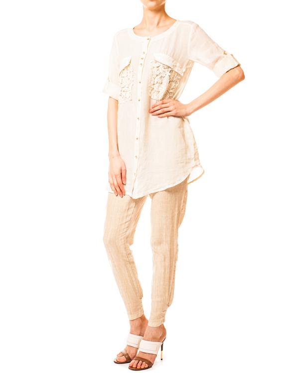 женская блуза Nana Nucci, сезон: лето 2014. Купить за 5900 руб. | Фото 3