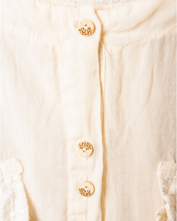 женская блуза Nana Nucci, сезон: лето 2014. Купить за 5900 руб. | Фото 4