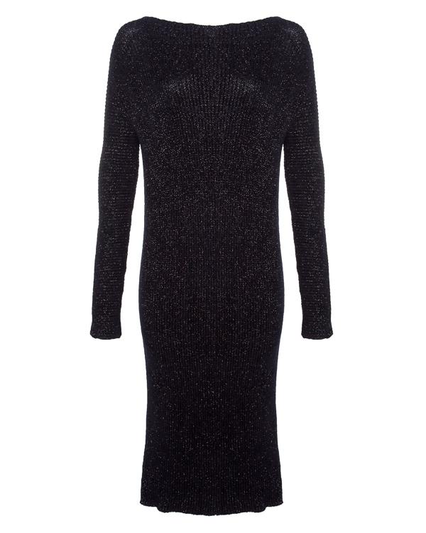 платье миди из вискозы с добавлением шерсти артикул KD1220360 марки Graviteight купить за 33800 руб.