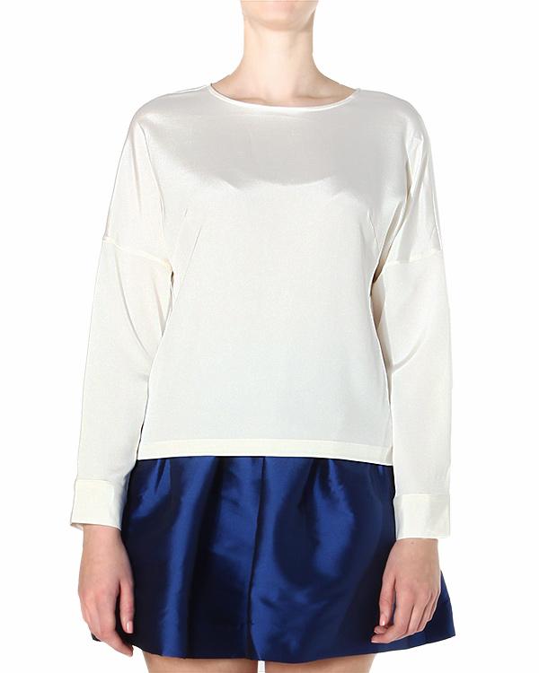 женская блуза P.A.R.O.S.H., сезон: зима 2014/15. Купить за 12100 руб.   Фото 1
