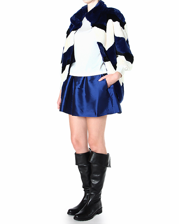 женская блуза P.A.R.O.S.H., сезон: зима 2014/15. Купить за 12100 руб.   Фото 3