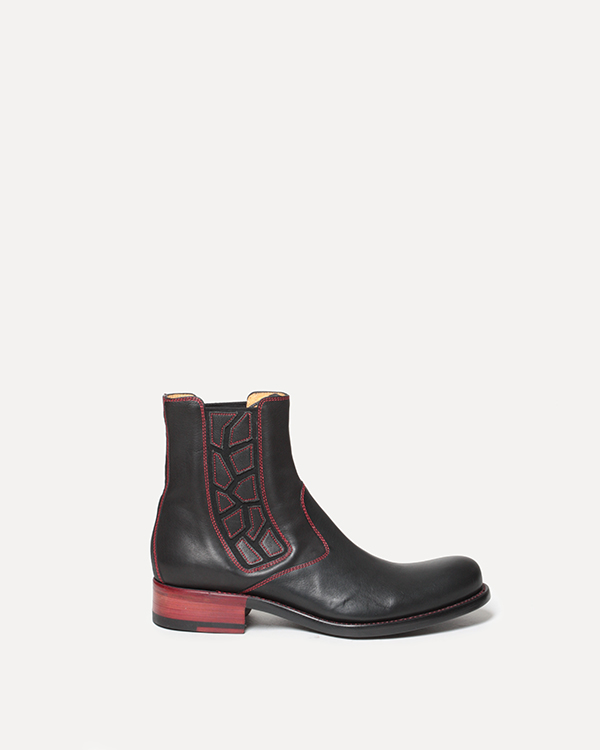 мужская ботинки Jean-Baptiste Reatureau, сезон: зима 2012/13. Купить за 12900 руб. | Фото 1