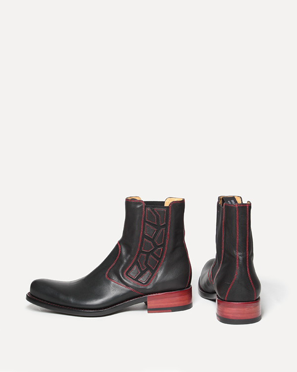 мужская ботинки Jean-Baptiste Reatureau, сезон: зима 2012/13. Купить за 12900 руб. | Фото 3