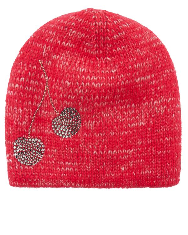 шапка из смеси мохера и шерсти  артикул KH1274126 марки Graviteight купить за 11300 руб.