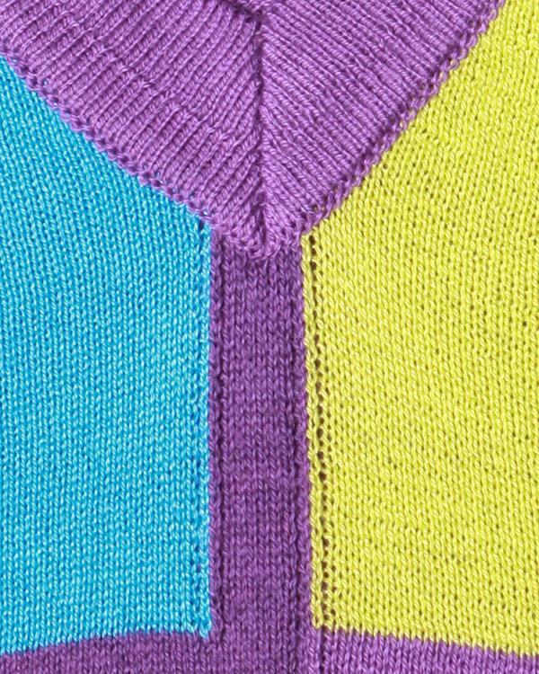 мужская пуловер Fabrizio Del Carlo, сезон: лето 2013. Купить за 5800 руб. | Фото 4