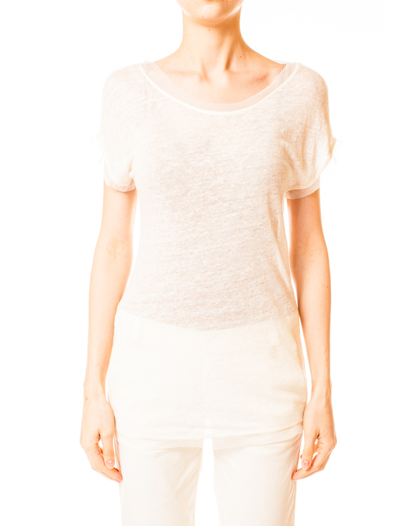 женская футболка Nana Nucci, сезон: лето 2014. Купить за 3300 руб. | Фото 1