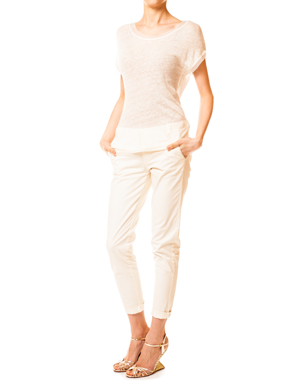 женская футболка Nana Nucci, сезон: лето 2014. Купить за 3300 руб. | Фото 3