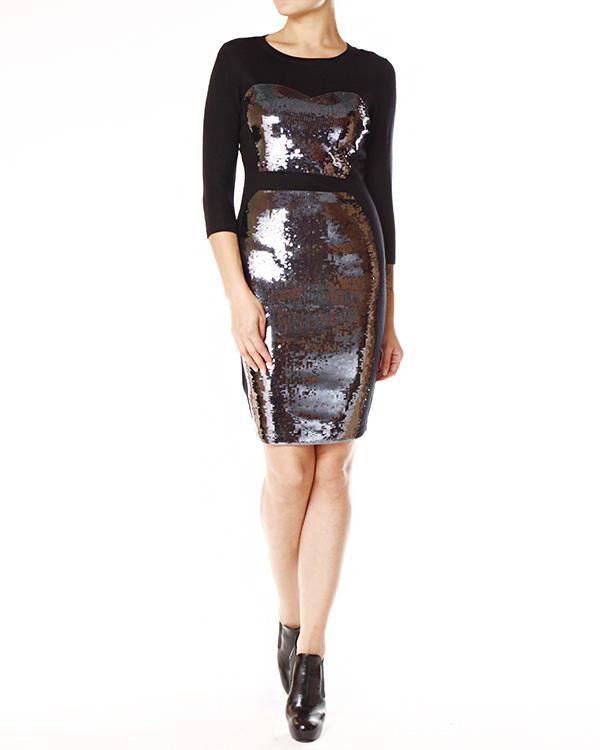 женская платье Markus Lupfer, сезон: зима 2013/14. Купить за 12400 руб. | Фото 1