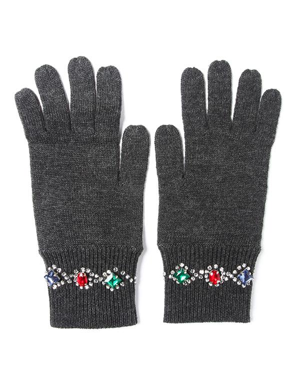 аксессуары перчатки Markus Lupfer, сезон: зима 2014/15. Купить за 6200 руб. | Фото $i