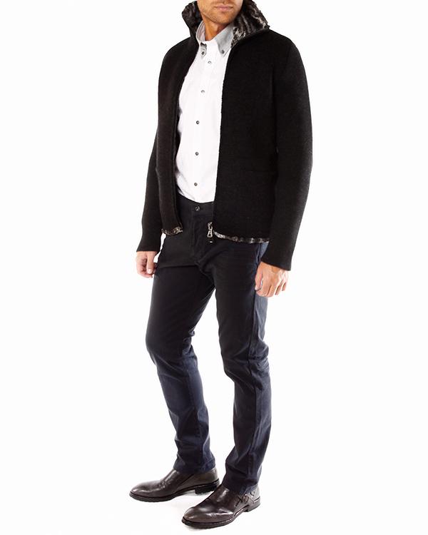 мужская кардиган Brian Dales, сезон: зима 2013/14. Купить за 10400 руб. | Фото 3