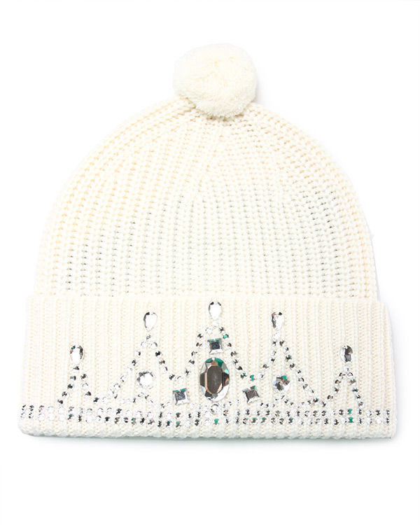 аксессуары шапка Markus Lupfer, сезон: зима 2014/15. Купить за 6700 руб.   Фото 1